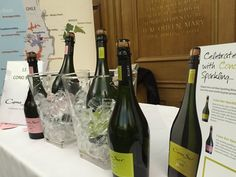 We're at the Fizz-Sparkling show in Westminster today promoting #ConoSur #sparkling wines. #ANewWorld #Fizz2015