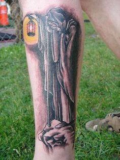 FAWKIN' AWESOME Led Zeppelin tat!!!