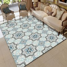 Category: Carpet For: All Material: Polyester,Flannel Occasion: Living Room,