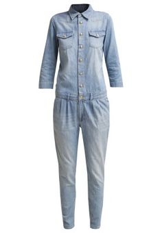 WADLEIGH - Jumpsuit - cloudy wash