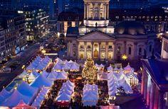 Christkindlesmarkt Berlin - Christmas Market in Berlin, Germany
