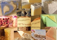 4 Loaves Handmade Soap 10 pounds You Pick. 10 bars per Loaf @ 4oz each. 40 bars by hillsnaturalsoap on Etsy