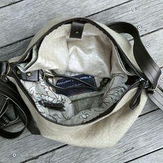 Hobo Pack shoulder bag + backpack - Rough & Tumble Design