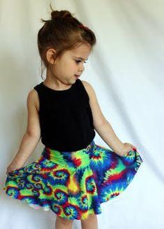 Circle Skirt: A Tutorial