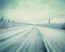 Alaska Highway  © Ulrich Lebeuf