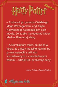 Harry Potter i Zakon Feniksa - najlepsze fragmenty, najzabawniejsze cytaty | Dumbledore #HarryPotter #cytat #cytaty #książki Slytherin Harry Potter, Harry Potter Facts, Harry Potter Quotes, Harry Potter Movies, Hogwarts, Hermione Granger, Draco Malfoy, Severus Snape, Hp Facts