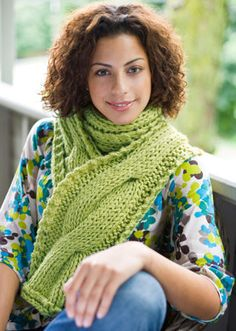 Cable Panel Scarf in Lion Brand Vanna's Choice - 81057B. Discover more Patterns by Lion Brand at LoveKnitting. The world's largest range of knitting supplies - we stock patterns, yarn, needles and books from all of your favorite brands.