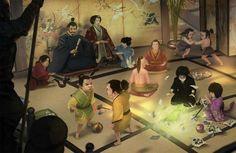 L5r - Onnotangu, Amaterasu, Buyushi, Doji, Togashi, Shiba, Hida, Rhyosun, Hantei, Akodo, Fu-Leng y Shinjo.