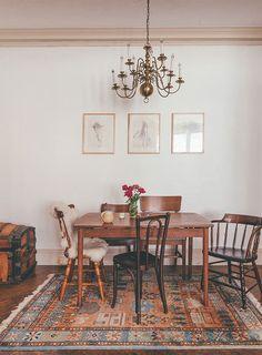 This Painter's Baltimore Home Embodies Vintage Ease | Design*Sponge