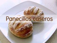 Cómo hacer pan casero sin amasar (panecillos fáciles)