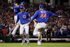 Chicago Cubs' Priceless Reactions to Historic World Series Win