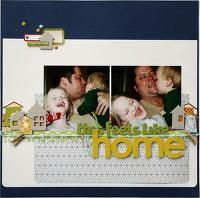 A Project by Sarah Webb from our Scrapbooking Gallery originally submitted 06/29/10 at 06:07 AM