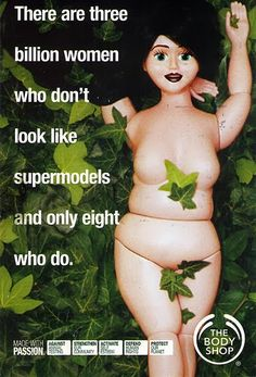 Been one of my favourites since I worked at Body Shop and this campaign started <3