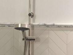 Shower detail Toilet Paper, Sink, Shower, Detail, Street, Home Decor, Sink Tops, Rain Shower Heads, Vessel Sink