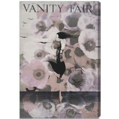 <li>Artist: Oliver Gal Artist Co.</li><li>Title: Vanity Fair</li><li>Product type: Canvas Art</li>