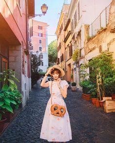 Trestevere | photo by @taramilktea on Instagram Fancy Suit, Fancy Dress, Do What You Like, My Love, Tara Milk Tea, Cant Wait, Winter Outfits, Beautiful Pictures, White Dress