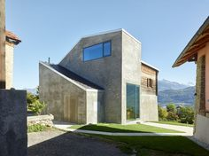 Gallery of Reynard/Rossi-Udry House / Savioz Fabrizzi Architectes - 2