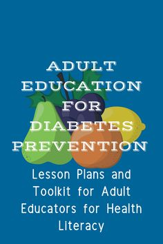 FLC's Diabetes Education Toolkit provides resources to incorporate diabetes education into the classroom. Educators can choose from various math and vocabulary activities, reading texts, and videos. Health Literacy, Health Education, Prevent Diabetes, Vocabulary Activities, Lesson Plans, Need To Know, Texts