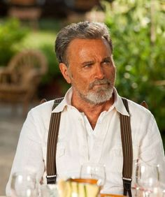 Franco Nero in Letters to Juliet...cuter even more as he ages