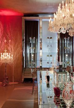 #Baccarat #crystal  © PJ VERGER  One of the best lines in crystal !!