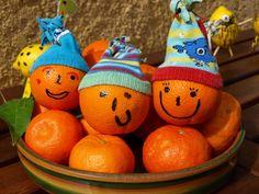 καρυδότσουφλο : Παίζουμε με τα φρούτα!!
