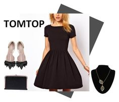 """""""TOMTOP 20"""" by christine-792 ❤ liked on Polyvore featuring moda"""