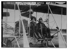 Eugenie Mikhailovna Shakhovskaya (1889–1920) a pioneering aviator. She was the first woman to become a military pilot when she flew reconnaissance missions for the Czar in 1914. #WWI #war #history