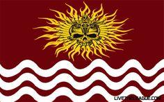 Qillaq National Flag.