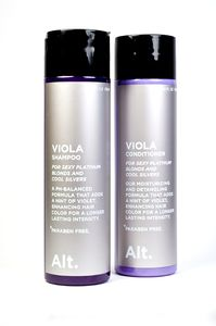 Must try Alt Viola shampoo + conditioner- it's supposed to combat brassiness!