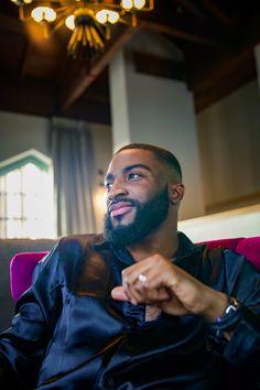 Shop The Goodman Beard & Skin Care Essentials Fine Black Men, Black Man, Black Boys, Beard Tips, Black Men Haircuts, Black Pride, Beard Care, Facial Care, Hair And Beard Styles