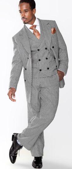 Steven Land suit at www.FashionMenswear.com and www.GiovanniMarquez.com