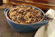Baja Black Beans and Rice