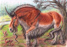 Prehistoric Unicorn