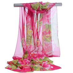 Cheap Fashion online retailer providing customers trendy and stylish clothing including different categories such as dresses, tops, swimwear. Long Scarf, Flower Prints, Stylish Outfits, Women Accessories, Style Inspiration, Rose, Outdoor Decor, Flowers, Cheap Fashion