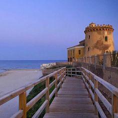 Playa El Conde en Pilar de la Horadada (Comunidad Valenciana)