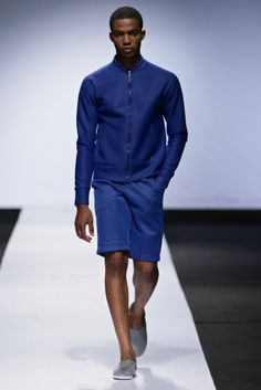 Laurence Airline - Lagos Fashion and Design Week 2015 - #Menswear #Trends #Tendencias #Moda Hombre