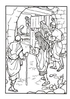 Bible Coloring Pages, Printable Coloring Pages, Christmas Colors, Christmas Crafts, Bible Drawing, Christian Christmas, Adult Fun, Bible Activities, Sunday School Lessons