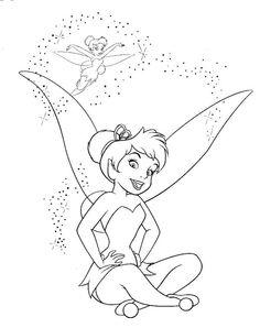 Dibujos para Colorear. Dibujos para Pintar. Dibujos para imprimir y colorear online. Peter Pan 13