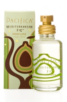 Mediterranean Fig  | Pacifica Perfume