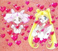 Naoko Takeuchi, Bishoujo Senshi Sailor Moon, BSSM Original Picture Collection Vol. Sailor Moons, Sailor Moon Manga, Sailor Moon Crystal, Arte Sailor Moon, Sailor Venus, Sailor Scouts, Chibi, Naoko Takeuchi, Fanart