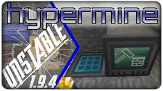 [Lets Play] Hypermine Unstable :: E05 - Quarry time already Nemsun playing FTB Unstable on the Hypermine modded server!