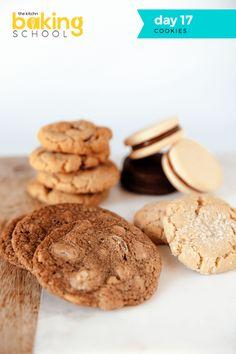 Baking School Day 17: Cookies