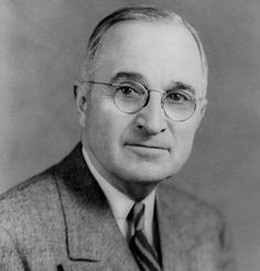 "Harry Truman was encouraged to join the KKK because it was a powerful political force. According to some accounts, he was inducted, though he was ""never active."" Other accounts claim that though he gave the KKK a $10 membership fee, he demanded it back and was never inducted or initiated. Famous quote was, ""The buck stops here."""