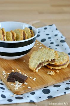 Finnische Haferkekse / Oat-Cookies Cupcakes, Cupcake Cakes, Actifry, Brownie Cookies, Brownie Recipes, Cakes And More, Sweet Recipes, Dairy Free, French Toast