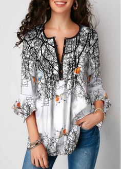 Stylish Tops For Girls, Trendy Tops, Trendy Fashion Tops, Trendy Tops For Women Page 11 Stylish Tops For Girls, Trendy Tops For Women, Blouses For Women, Casual Skirt Outfits, Latest Fashion For Women, Womens Fashion, Trendy Fashion, Fashion Trends, Ladies Dress Design