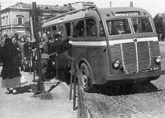 Bus antiguo