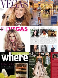 A few magazine features....