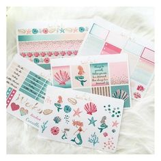 Don't forget to add our shiny new release in the sale this weekend.  Check the previous posts for details and codes. #planner #planners #planning #plannergirl #plannergirls #plannerstickers #mambihappyplanner #happyplanner #happymail #happyplannersisters #happyplannerstickers #stickers #mermaid #seashell #seaside #underthesea #pink #green #sea #filofax #filofaxing #filofaxlove #kikkik #kikkikstickers #kikkikplanner #pretty #stationery by isabelleowl