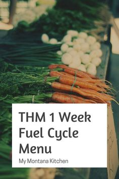 Trim Healthy Mama Friendly Fuel Cycle Challenge and Menu #trimhealthymama #thm #fuelcycle
