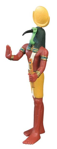 Thoth - God of Wisdom & Sciences (Ancient Egypt) | Main photo (Cover)